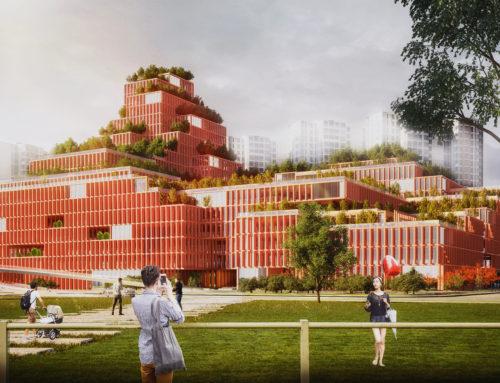 Stefano Boeri Architetti vince il concorso per il più grande centro di riabilitazione cinese