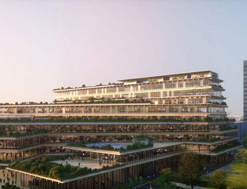 L'architettura biofilica di Kengo Kuma sbarca a Milano
