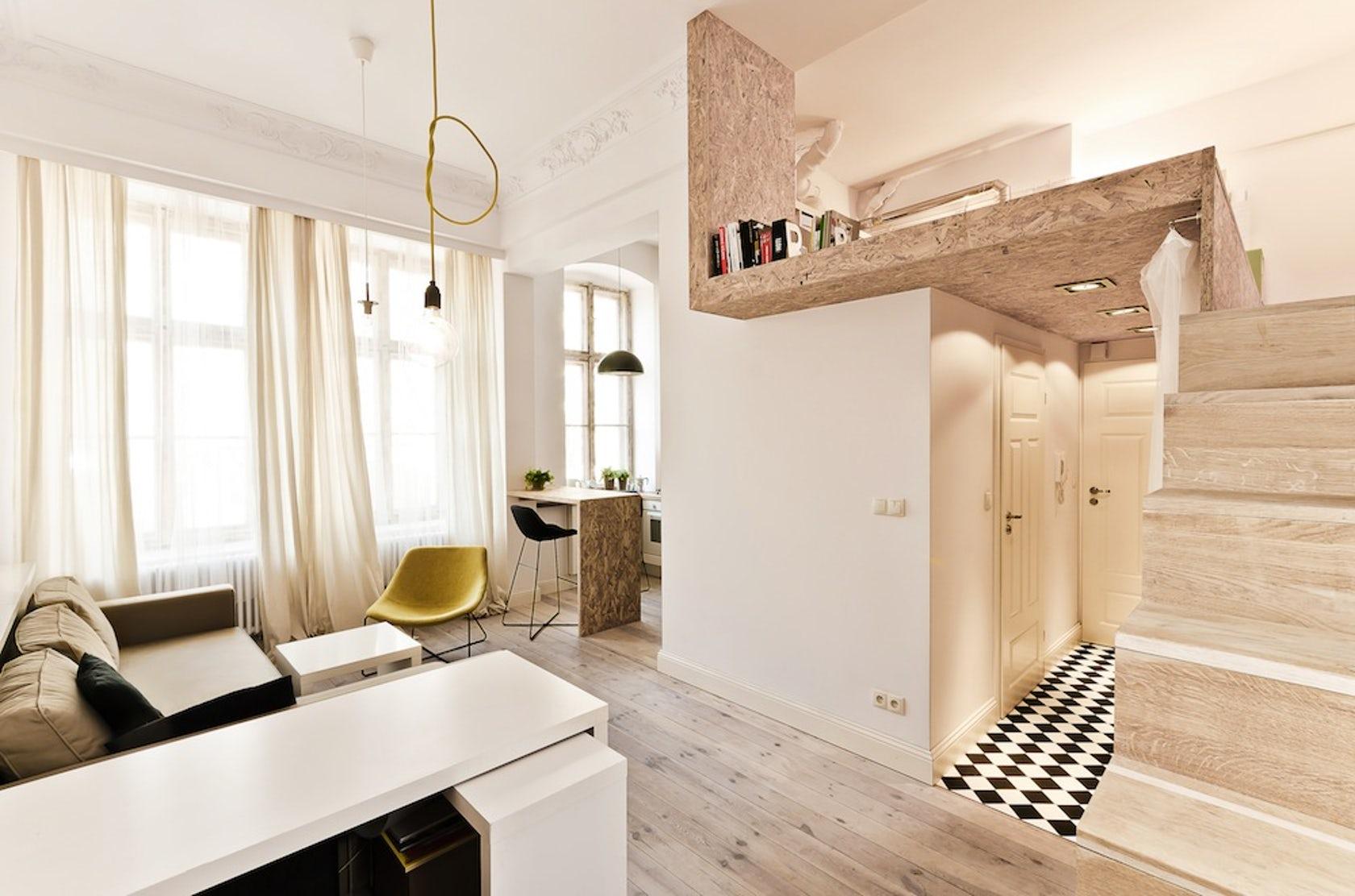 vita da single: 5 idee per arredare piccole case da sogno - cofim ... - Idee Arredamento Case Piccole