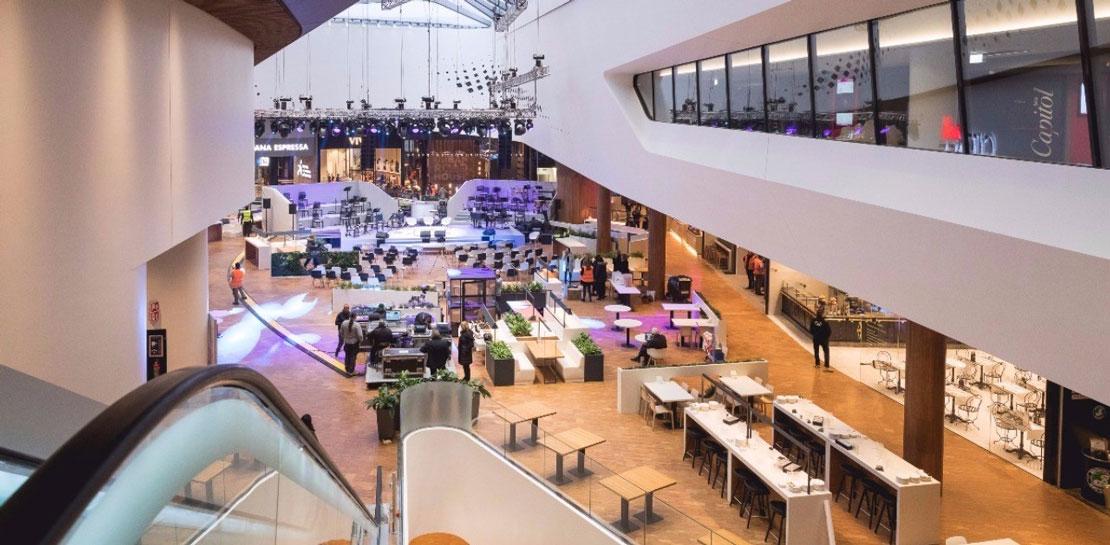 CityLife Shopping District: il nuovo centro commerciale firmato Zaha Hadid