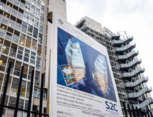Il Diamantino, la nuova sede milanese di S2C