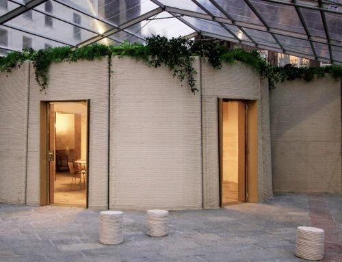 Tecnologie del futuro: la casa costruita con stampa 3D firmata CLS Architetti