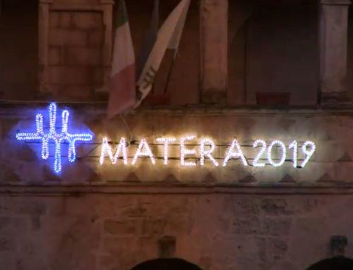 Matera è la Capitale della Cultura del 2019