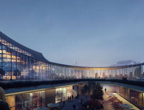 The Portico, il progetto a CityLife di Bjarke Ingels