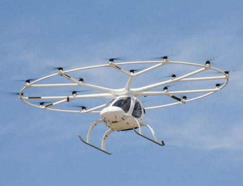 Volocity: In Italia il primo drone-aerotaxi