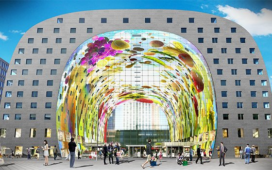 41656_fullimage_The new Markthal of Rotterdam an architectural and foodie highlight_560x350