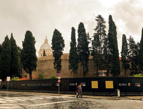 Il Mausoleo di Augusto riapre al pubblico dopo 14 anni