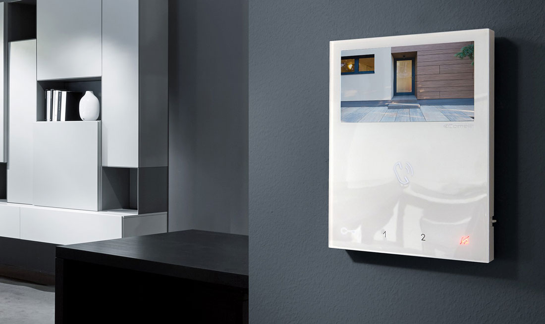 Il dispositivo Mini Handsfree di Comelit selezionato per l'ADI Design Index