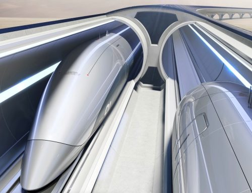 Zaha Hadid Architects progetterà il trasporto ad alta velocità Hyperloop in Italia