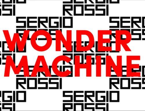 Wonder Machine, il nuovo pop up store milanese di Sergio Rossi