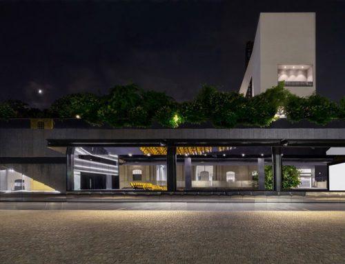 Fondazione Prada inaugura il nuovo cinema all'aperto