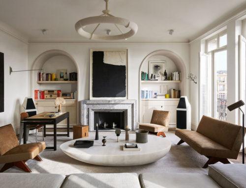 Interni con stile: l'appartamento parigino di Joseph Dirand