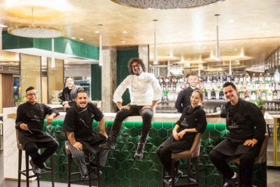 Alessandro-Borghese-staff-ristorante