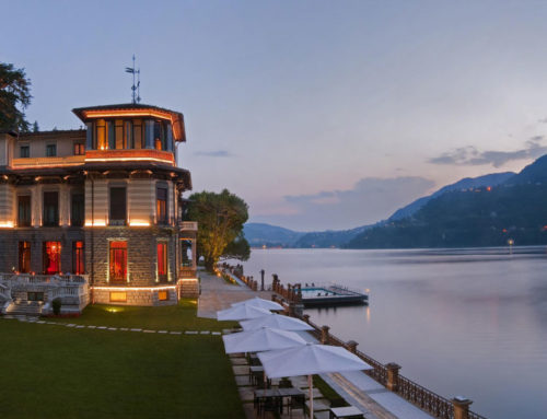 Mandarin Oriental apre una nuova struttura sul Lago di Como