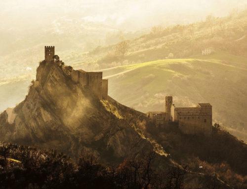 Roccascalegna e il castello da fiaba affittato per meno di 90 euro a notte