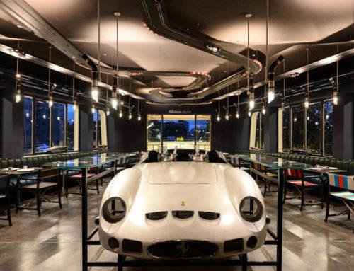 Garage Italia, il ristorante-officina di Lapo Elkann