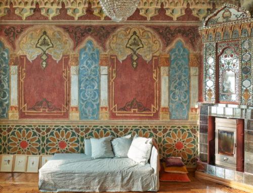 Interni con stile: un gioiello Art Nouveau nel cuore di Tbilisi