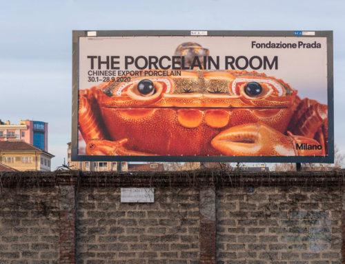 The Porcelain Room, una stanza piena di porcellane a Fondazione Prada
