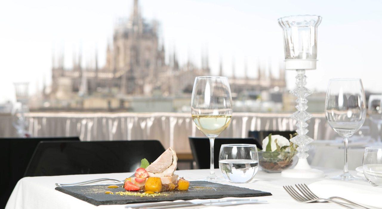 Cena in terrazza: i ristoranti al top di Milano