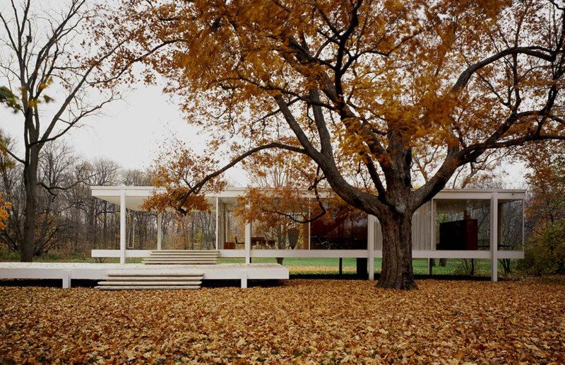 Farnsworth-House-Ludwig-Mies-van-der-Rohe