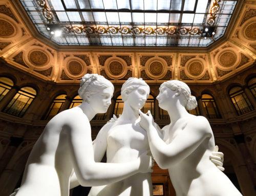 Gallerie d'Italia, riapre domani la mostra dedicata a Canova e Thorvaldsen