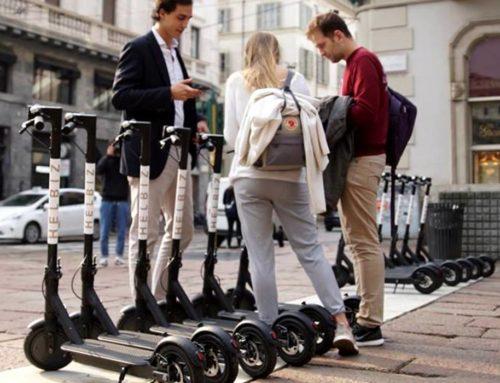 Milano: il regolamento della città per i monopattini elettrici