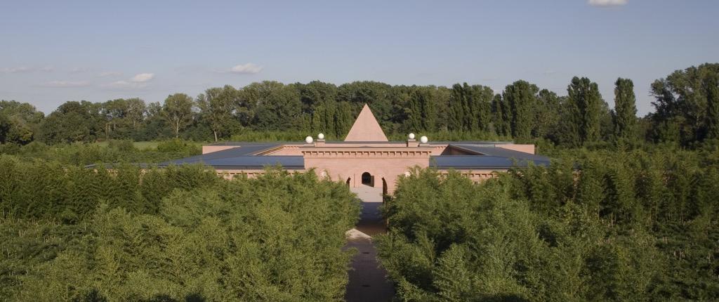 Il labirinto visto dal Belvedere - Mauro Davoli