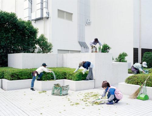 Tokyo Monogatari: la fotografia surrealista di Ilse Leenders