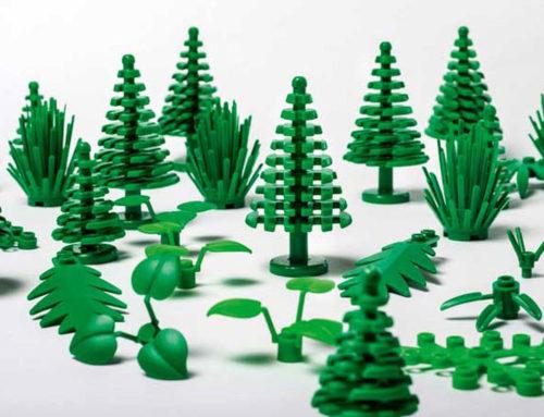 LEGO: un nuovo kit di mattoni plastic free entro il 2030