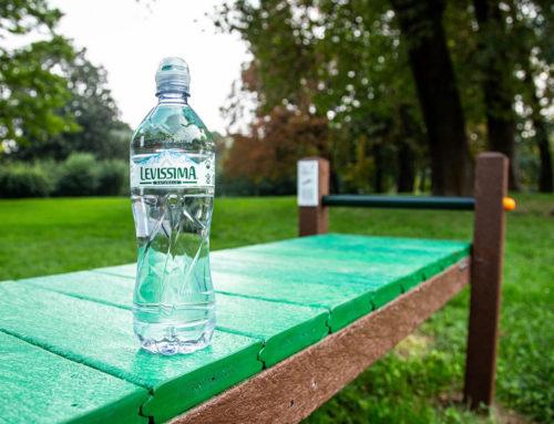 Levissima e il Comune di Milano per la nuova area fitness di Parco Sempione