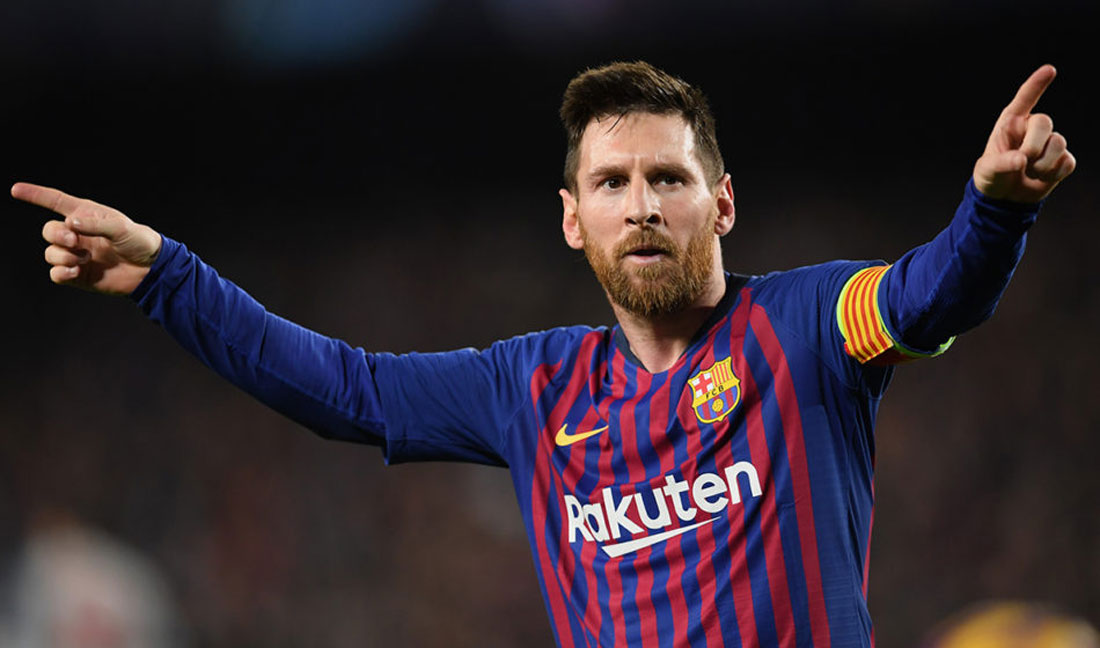 Lionel Messi compra casa a Milano