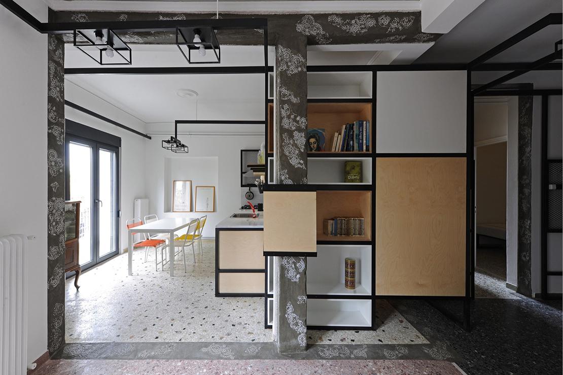 Casa piccola soluzioni salvaspazio per arredare casa con - Soluzioni economiche per arredare casa ...