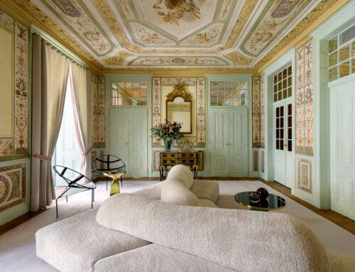 Interni con stile: l'appartamento portoghese che nasce da un ex hotel di Lisbona