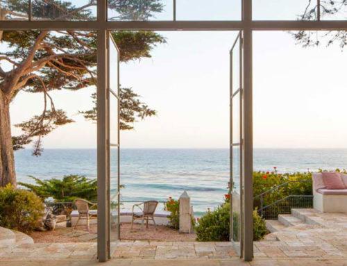 Richard Shapiro e la villa dedicata al Bel Paese