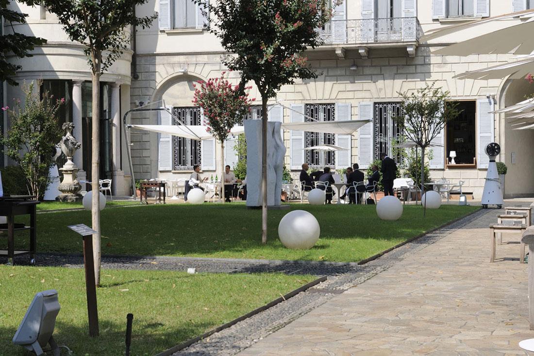Vòce in Giardino. Foto courtesy: Flawless Milano