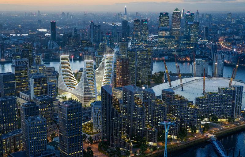 Santiago-Calatrava-Peninsula-Place-©Uniform