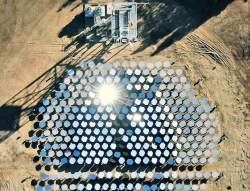 Heliogen, la start up di Bill Gates che lavora con il Sole