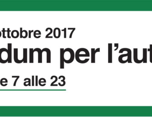 Referendum per l'autonomia: il futuro della Lombardia si decide il 22 ottobre