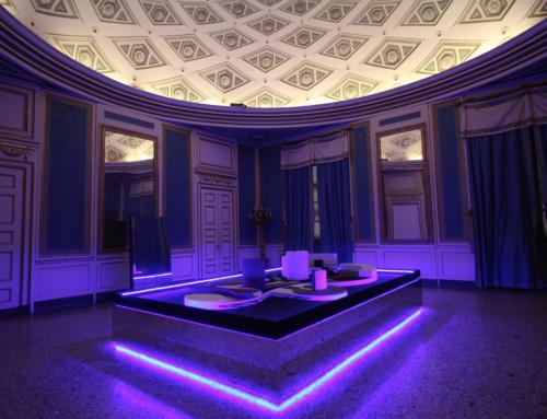 Nanda Vigo a Palazzo Reale
