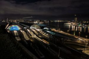 Stazione Arcobaleno 4 - foto Studio Roosegaarde