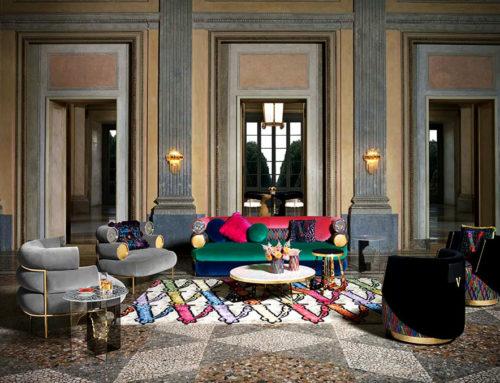 A casa con Versace: la nuova collezione home della Maison