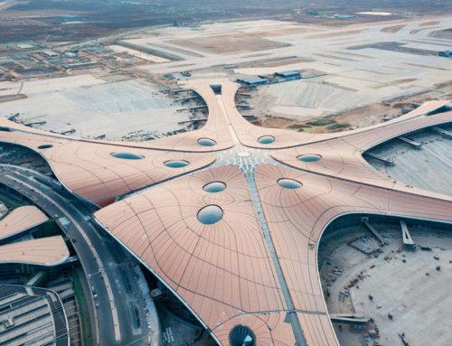 L'aeroporto più grande del mondo firmato Zaha Hadid Architects