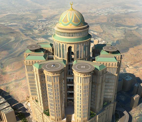 Abraj Kudai KSA, Mecca - Medina Dar Al-Handasah 0