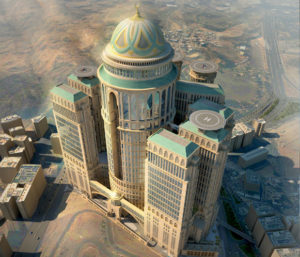 Abraj Kudai KSA, Mecca - Medina Dar Al-Handasah 2