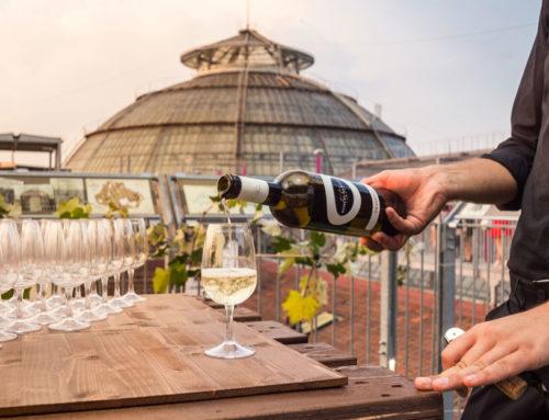 Highline Galleria: l'aperitivo in vigna sulla cupola della Galleria di Milano