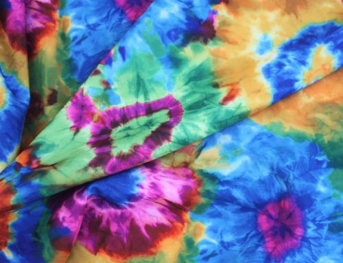 Home décor trend: il tie dye torna di moda e conquista l'arredamento