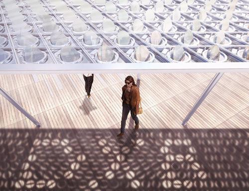I dischi a specchio di Carlo Ratti incantano Dubai