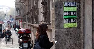 cartelli affitti