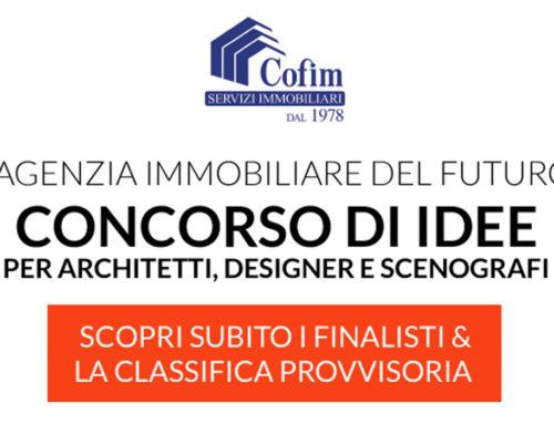 L'Agenzia immobiliare del futuro: i quattro finalisti & la classifica provvisoria della giuria
