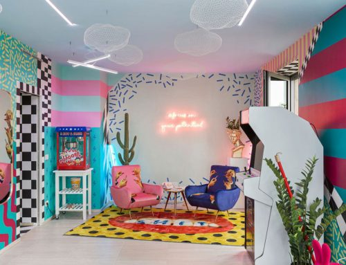 Interni con stile: Defhouse, la casa degli influencer a Milano
